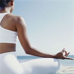 find some balance and calm in your life with a Mini Buddhas Yoga class!