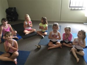 yoga classes at mini buddhas yoga on the gold coast