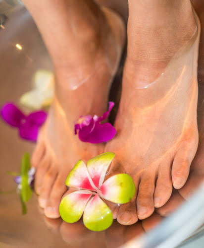 Get beautiful feet at Deva Co.